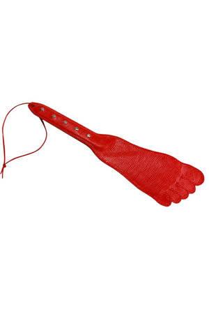 Хлопалка-нога красная