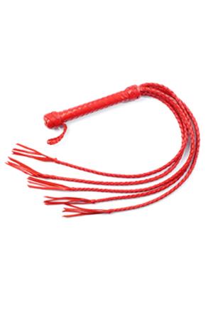 Плеть пятихвостная красная