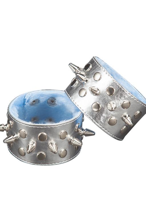 Напульсники серебряные