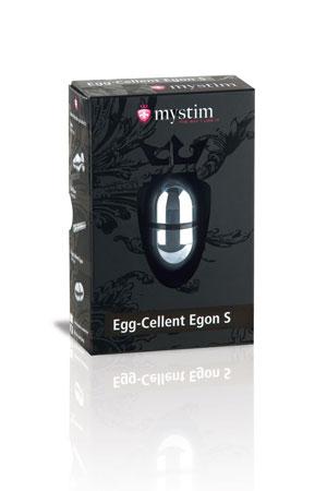 Яйцо с электростимуляцией Egg-cellent Egon S из медицинского аллюминия