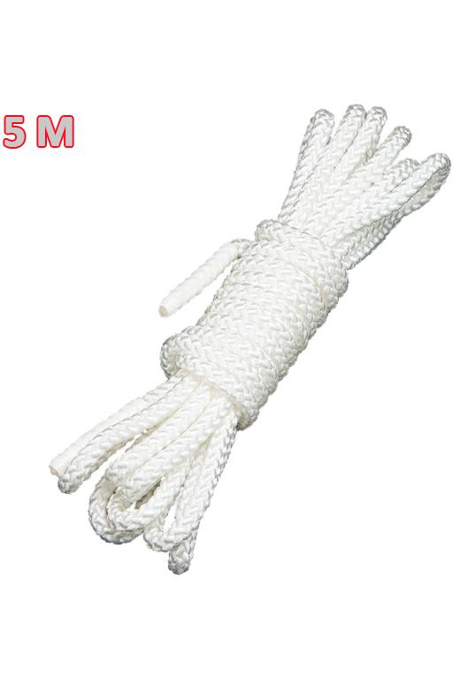 Веревка 5м. (белый)