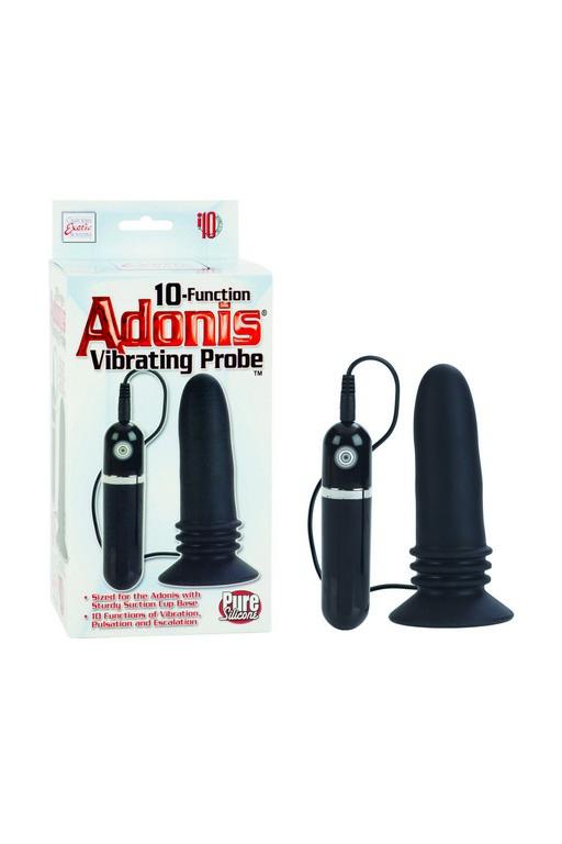 Анальная пробка  10-Function Adonis™ Vibrating Probes
