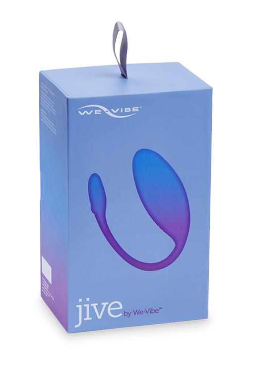 Вибро-яйцо для ношения Jive by We-Vibe Blue