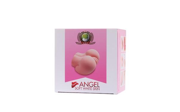 NEW ANGEL 2, мастурбатор вагина + анус без вибрации