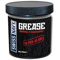 Swiss Navy Grease 16 oz Jar Крем для фистинга 473 мл.