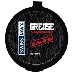 Swiss Navy Grease 2 oz Jar Крем для фистинга 59 мл.