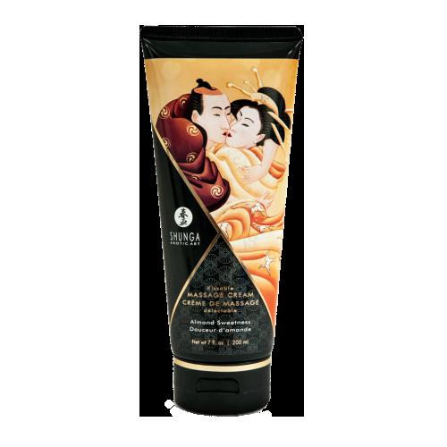 Массажный крем для тела Миндальная сладость серии Необыкновенные поцелуи, 200мл