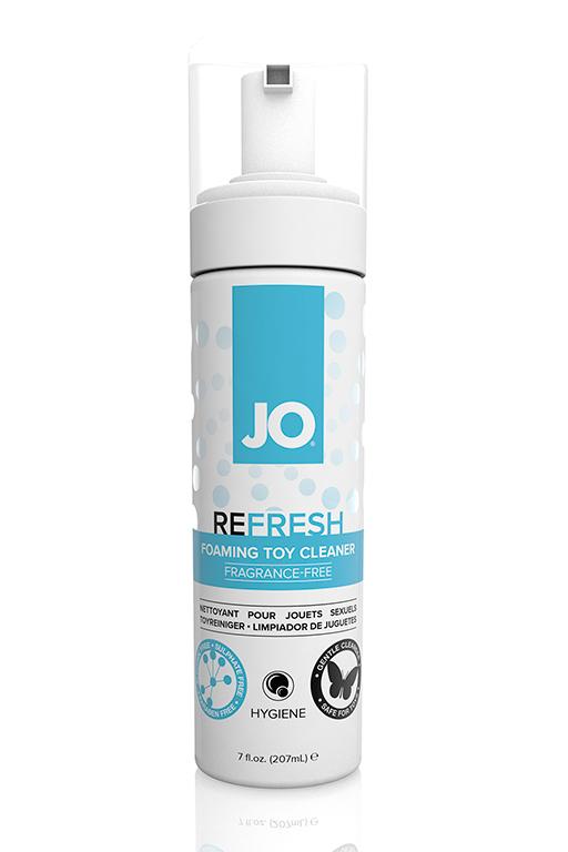 Чистящее средство для игрушек JO Unscented Anti-bacterial TOY CLEANER, 7 oz  (207 мл)