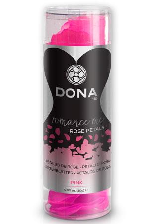 Декоративные лепестки DONA Rose Petals Pink розовые