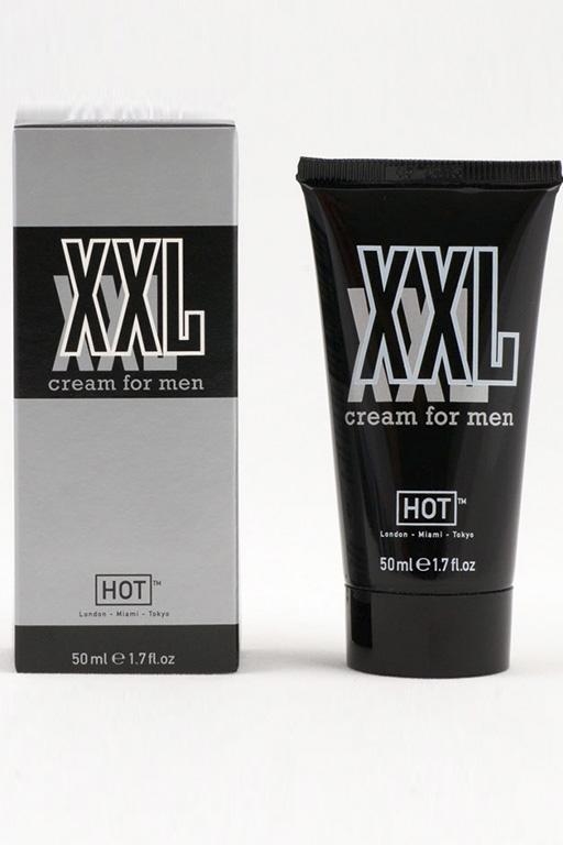 XXL cream крем увеличивающий объем для мужчин 50мл