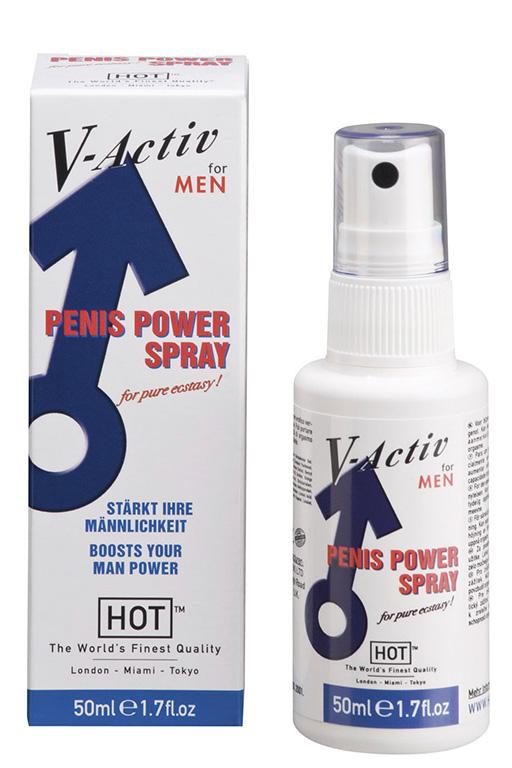 V-Active стимулирующий спрей для мужчин 50мл