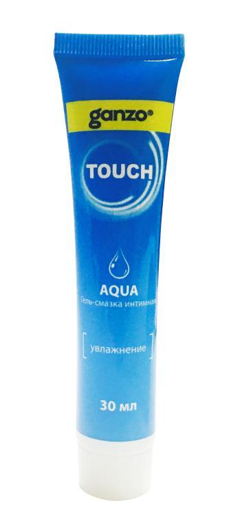 Лубрикант на водной основе Ganzo Aqua 30 ml