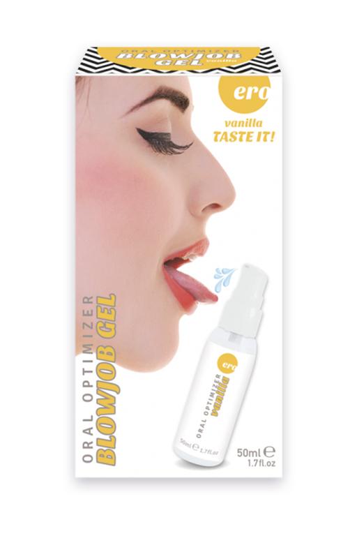 Интимный увлажняющий гель (Gel optimizer) Ваниль (Vanilla) 50 мл.