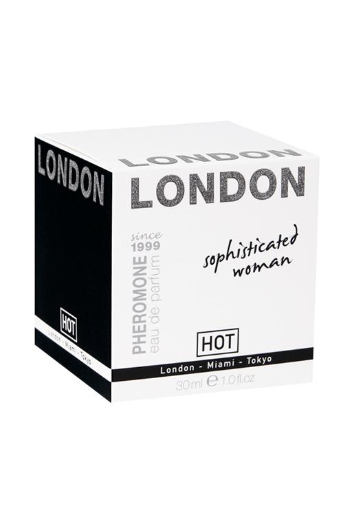London Sophisticated Woman женский парфюм с феромонами 30 мл.