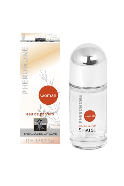 Pheromone Parfum woman extra strong женские духи с феромонами 15 мл.